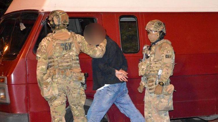 Луцкому террористу предъявили обвинения по четырем статьям. Суд по мере пресечения состоится завтра