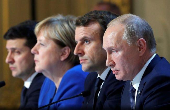 Spiegel: Россия в Берлине потребует от Украины конкретных мер по урегулированию в Донбассе