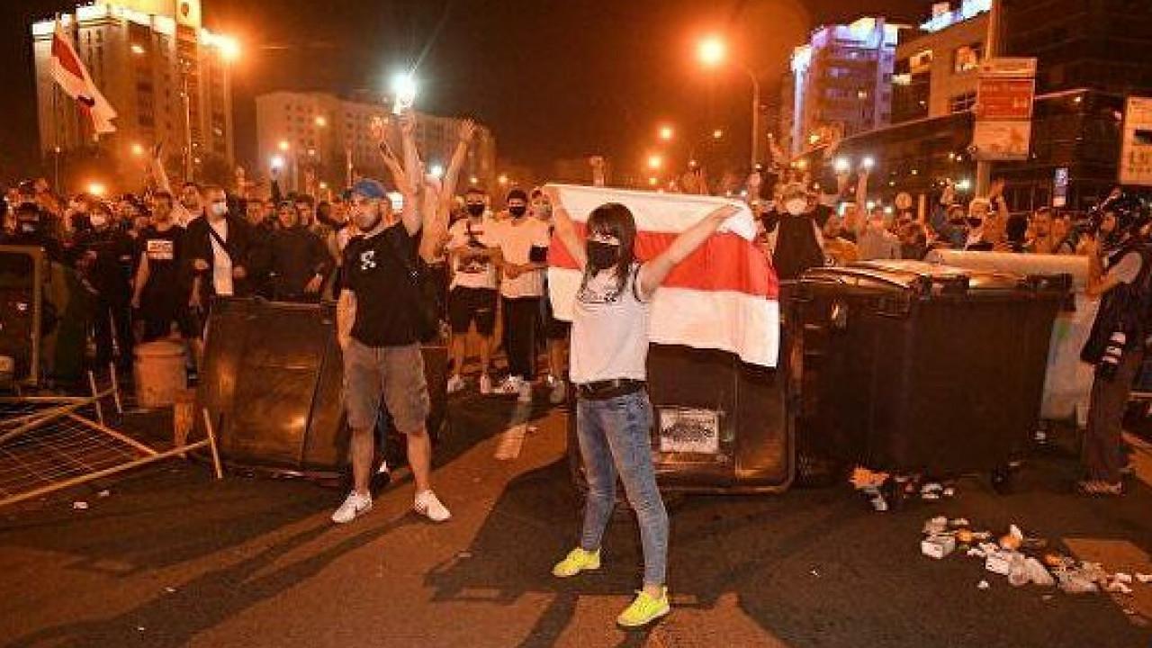 «Слуги народа» поддержали протесты в Белоруссии