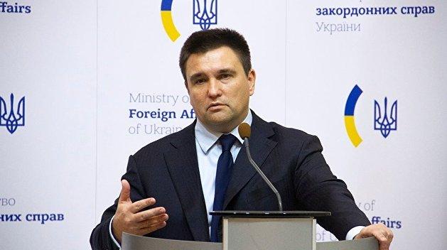 Климкин признал, что Украина с первого дня не собиралась выполнять Минские соглашения