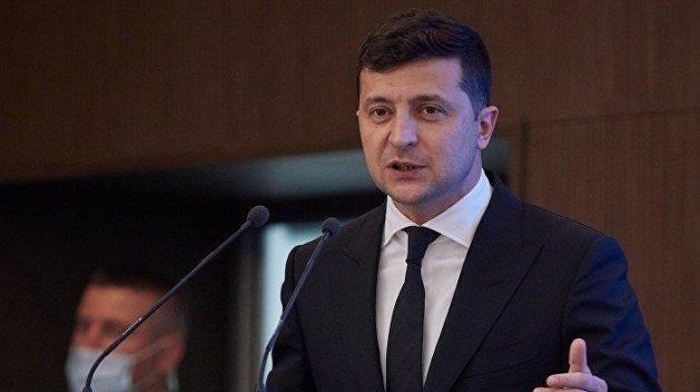 Зеленский назвал условие введения жесткого карантина на Украине