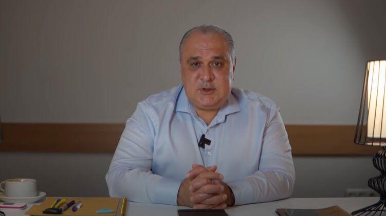 Жвания рассказал, как Порошенко тайно продавал в Сирию боеприпасы, а потом поручил устроить пожар в Калиновке