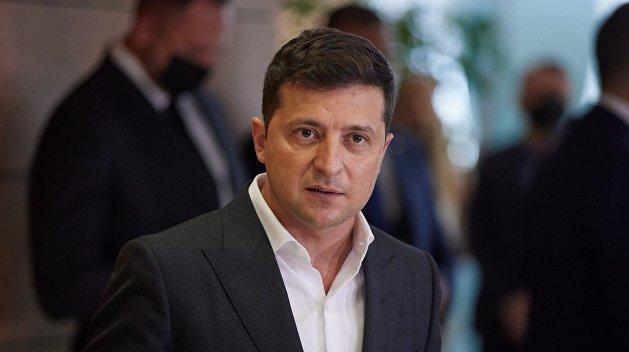 Зеленский подтвердил встречу с руководством MI-6