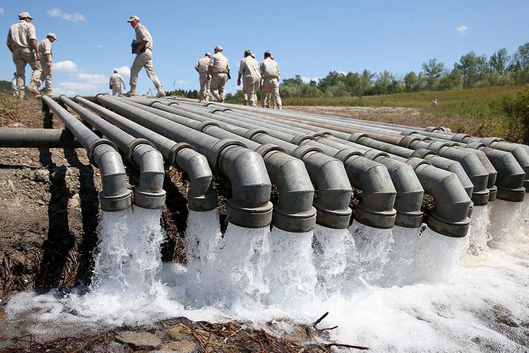 Россия может обеспечить водоснабжение Крыма без участия Украины — Песков
