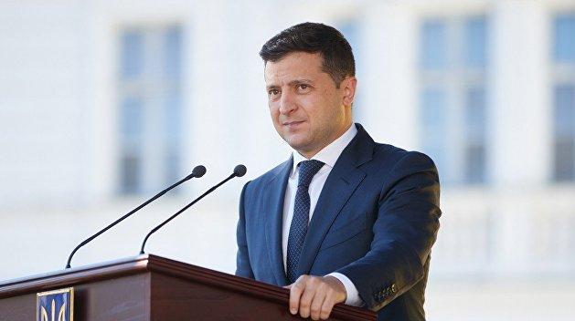 Зеленский отреагировал на освобождение украинского нацгвардейца Маркива