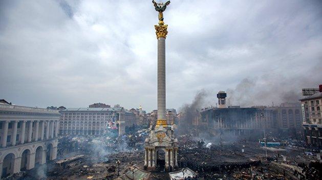 Евромайдан - государственный переворот на Украине