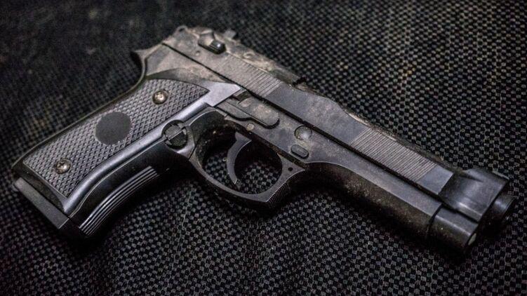 Огнестрельное короткоствольное оружие