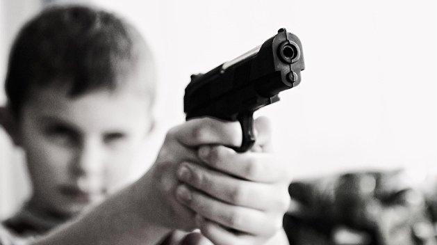 Законопроект о легализации оружия на Украине