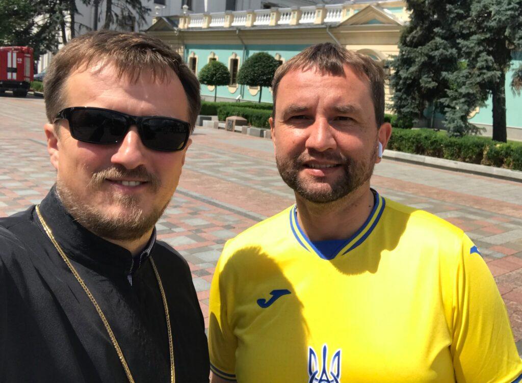 Вятрович возмутился, что после победы на Евро украинцы вспомнили про шведов под Полтавой