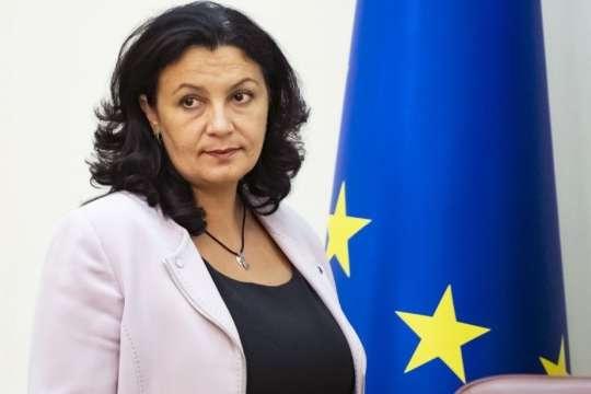 Иванна Орестовна Климпуш-Цинцадзе Бывшая Первый вице-премьер министр Украины