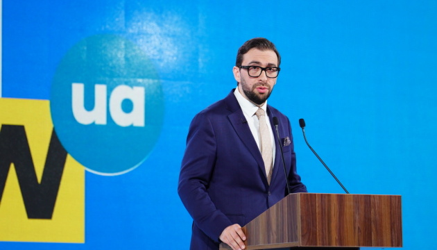 Глава представительства НАТО в Киеве Александер Винников
