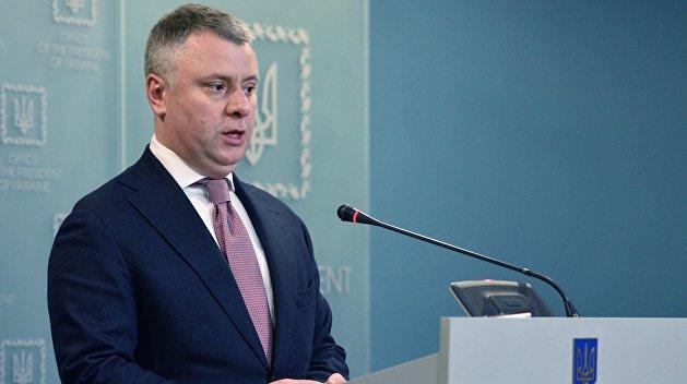 "Глава ""Нафтогаза"" Юрий Витренко"