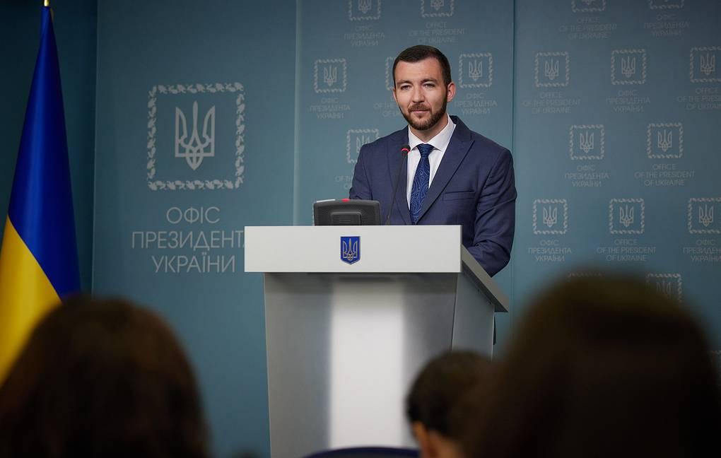 Пресс-секретарь Президента Украины Сергей Никифоров
